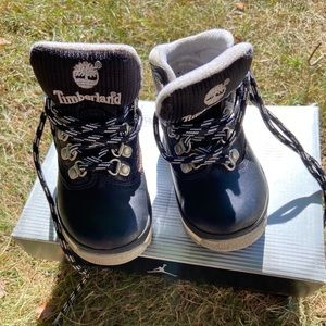 Baby Timberlands size 7
